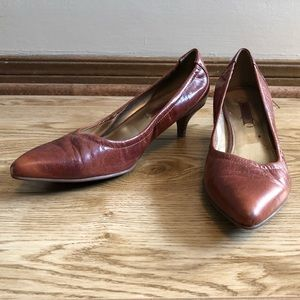 Ecco Leather Low Heel size 37